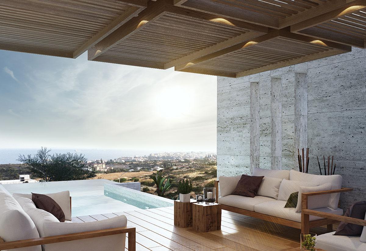 Sl Residence Rossi Exterior Ck Archi Studio # Muebles Sivall Sl